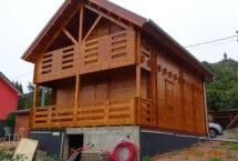 ALPAGE maison bois