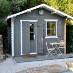 Modèle Hoedic 6m² - Abri de jardin