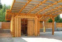 Carport Arche Garage Annexe