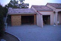 garage annexe extension sur mesure
