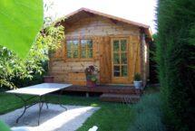 chatel, abri de jardin, européenne de chalets
