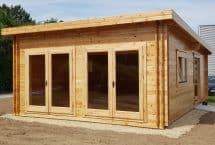 Wood Office - bureau - bois massif - salle de travail