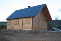 QUEBEC 40m² -chalet modifiable ajustable