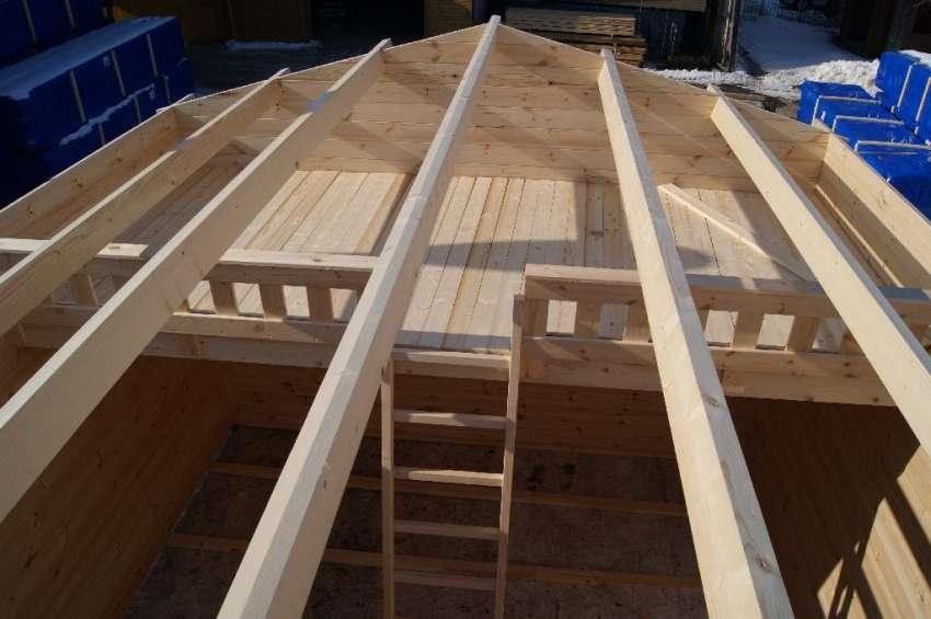 ECO 29 m² - mezzanine - chalet bois massif