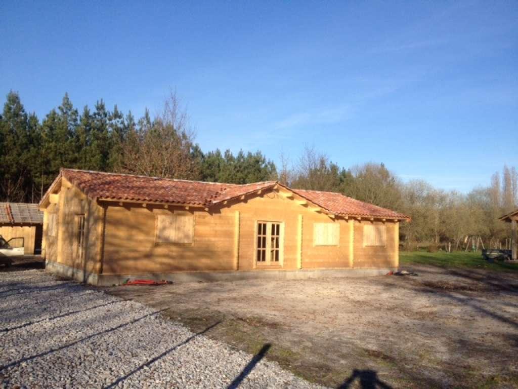 grand large, maison, sur mesure, bois , l'européenne de chalets