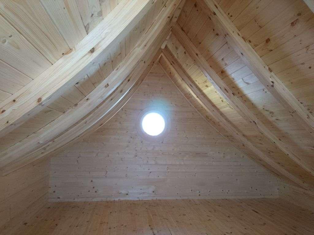 PAGODE 20m² + mezzanine 20m²