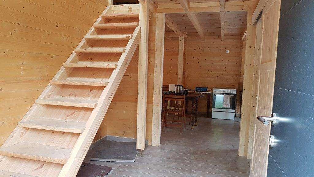 paimpol, bois massif, étage, maison, l'européenne de chalets