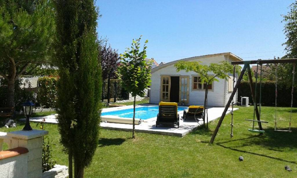 ARCHE - 20 m² - POOL HOUSE - CHALET